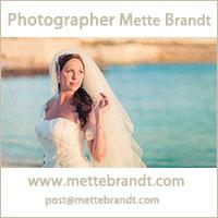 Photographer Mette Brandt