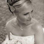 bridal hair frederick cleverly