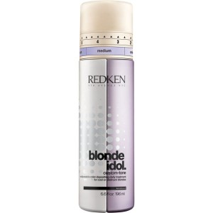 blond idol color conditioner silver