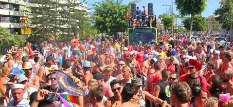 gay pride playa del ingles