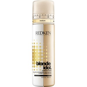 blond idol color conditioner gold